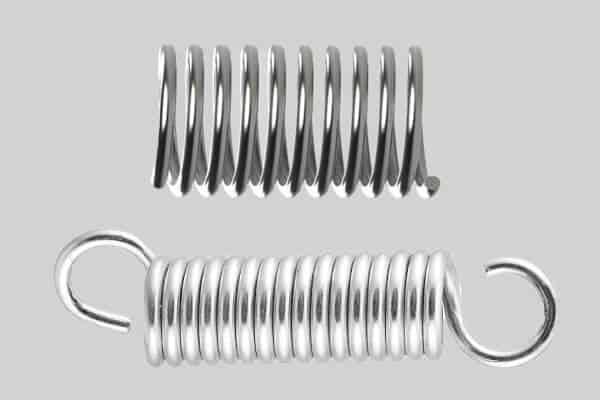 Steel Springs Wire Ropes